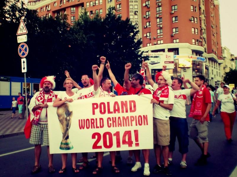 Kijów odwiedziliśmy podczas finału Euro 2012. Zdjęć kawy nie mam :)