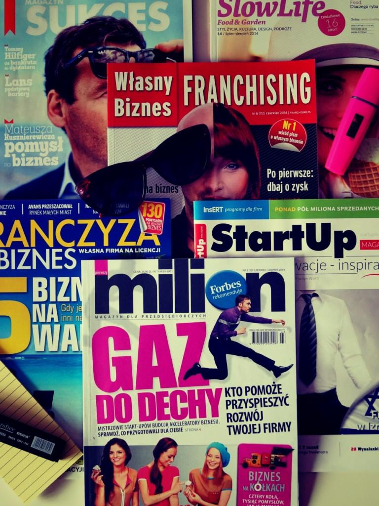 gazety o biznesie