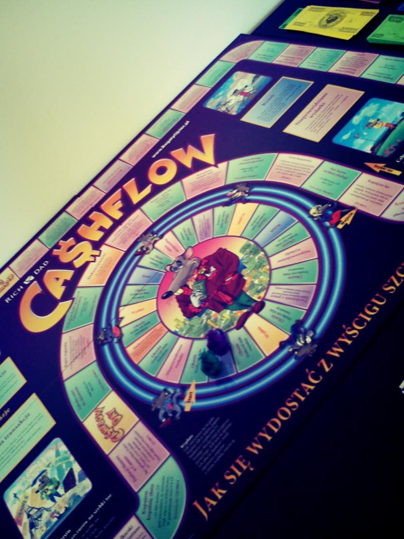 Gra Cashflow 101, czyli inwestowanie na próbę. Moje pierwsze wrażenia