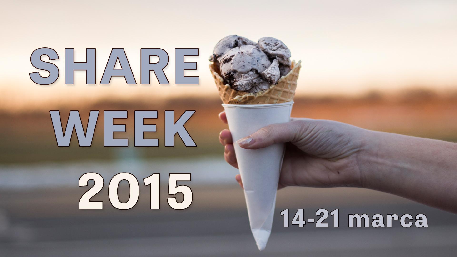 Share Week 2015 – blogi, które mnie inspirują