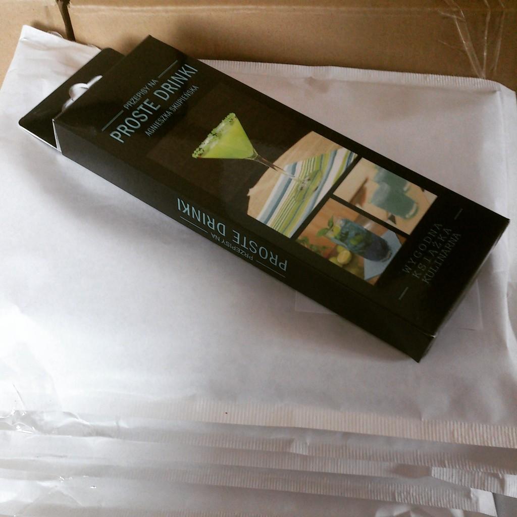 Pierwsze paczki poszły już w świat! :) Bardzo ekscytujący moment.