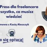 WordPress dla freelancera – wszystko, co musisz wiedzieć. Rozmowa z Kasią Aleszczyk [TSO-022]