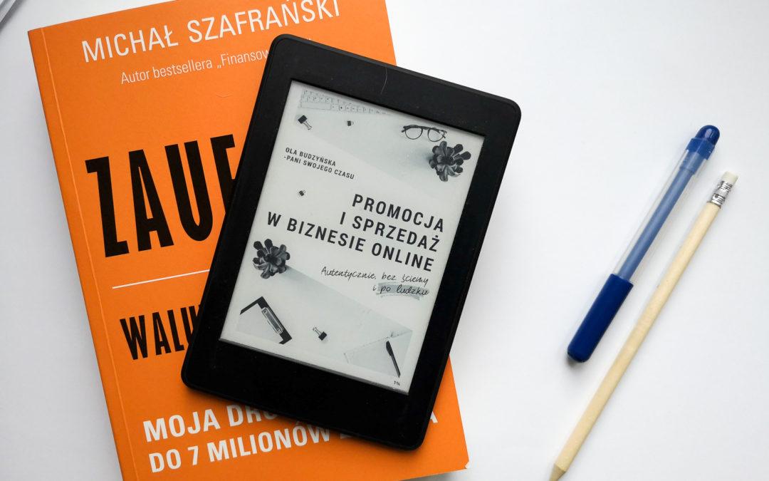 Dwie książki, które musisz przeczytać, jeśli sprzedajesz online