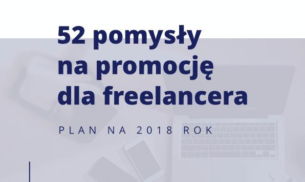 1a61b7c7697527 52 pomysły na promocję działalności w 2018 roku [plan do pobrania ...