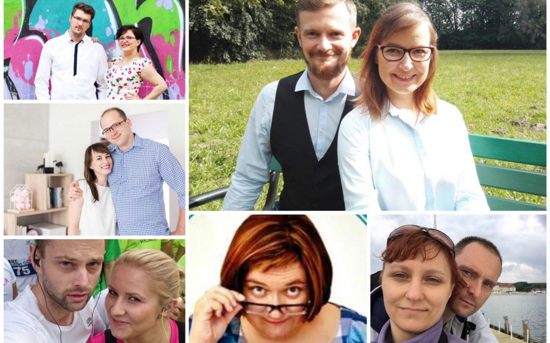 Prowadzenie firmy z mężem/żoną – czy to się sprawdza? 6 historii + mój punkt widzenia