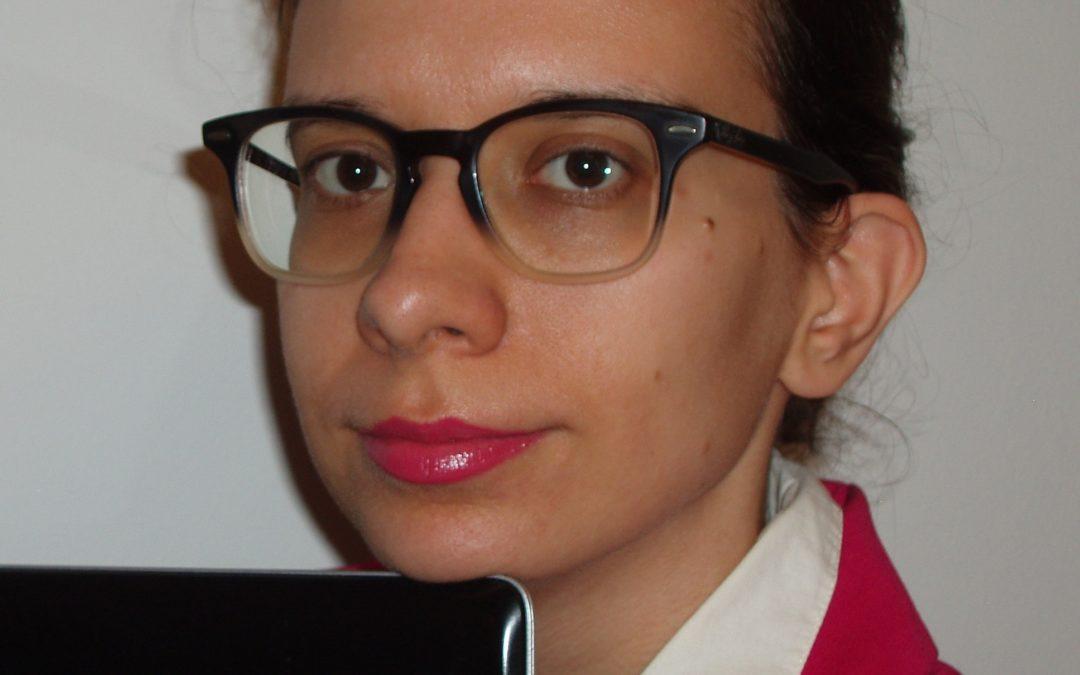 Freelancerka z dziada pradziada – Daria Dubiel