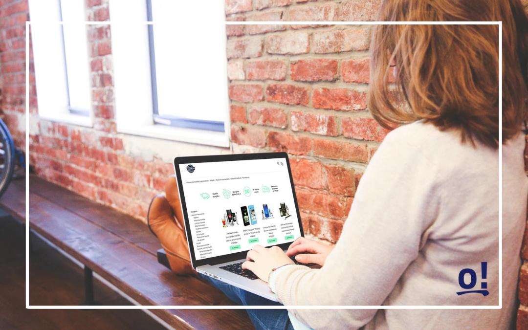 Zarabianie w domu – sklep i blogi – podsumowanie marca 2019
